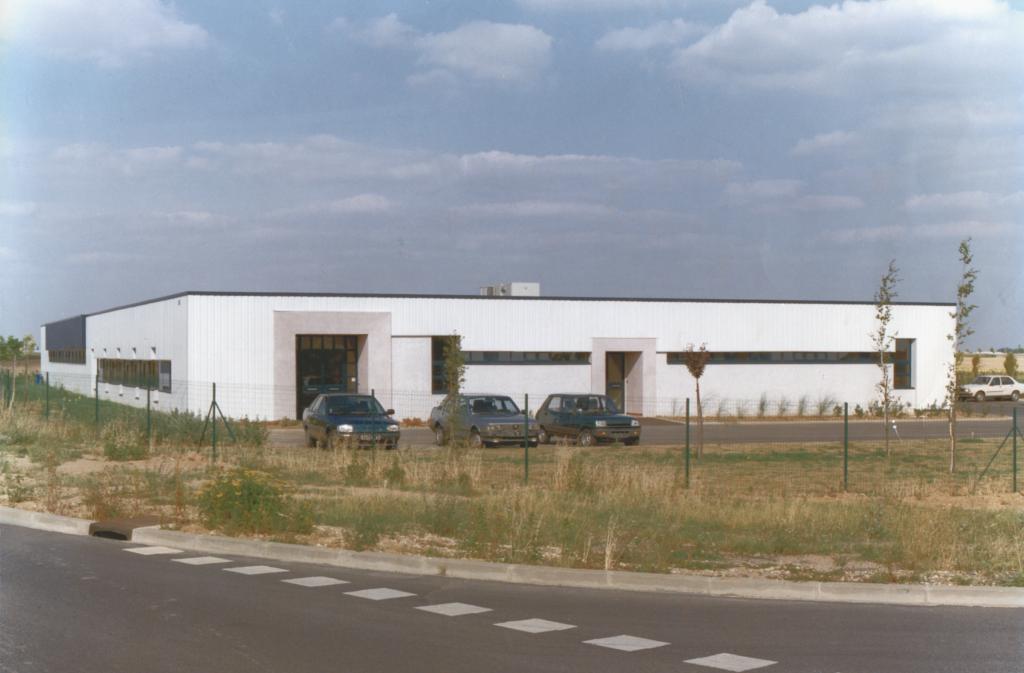 COGEPRINT en 1986